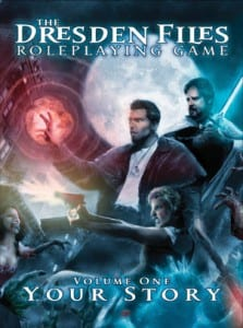 Dresden Files Your Story